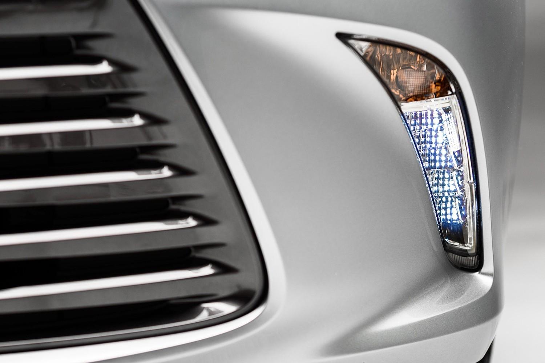 Toyota Camry Sedan XLE DRL Detail (2015 model year shown)