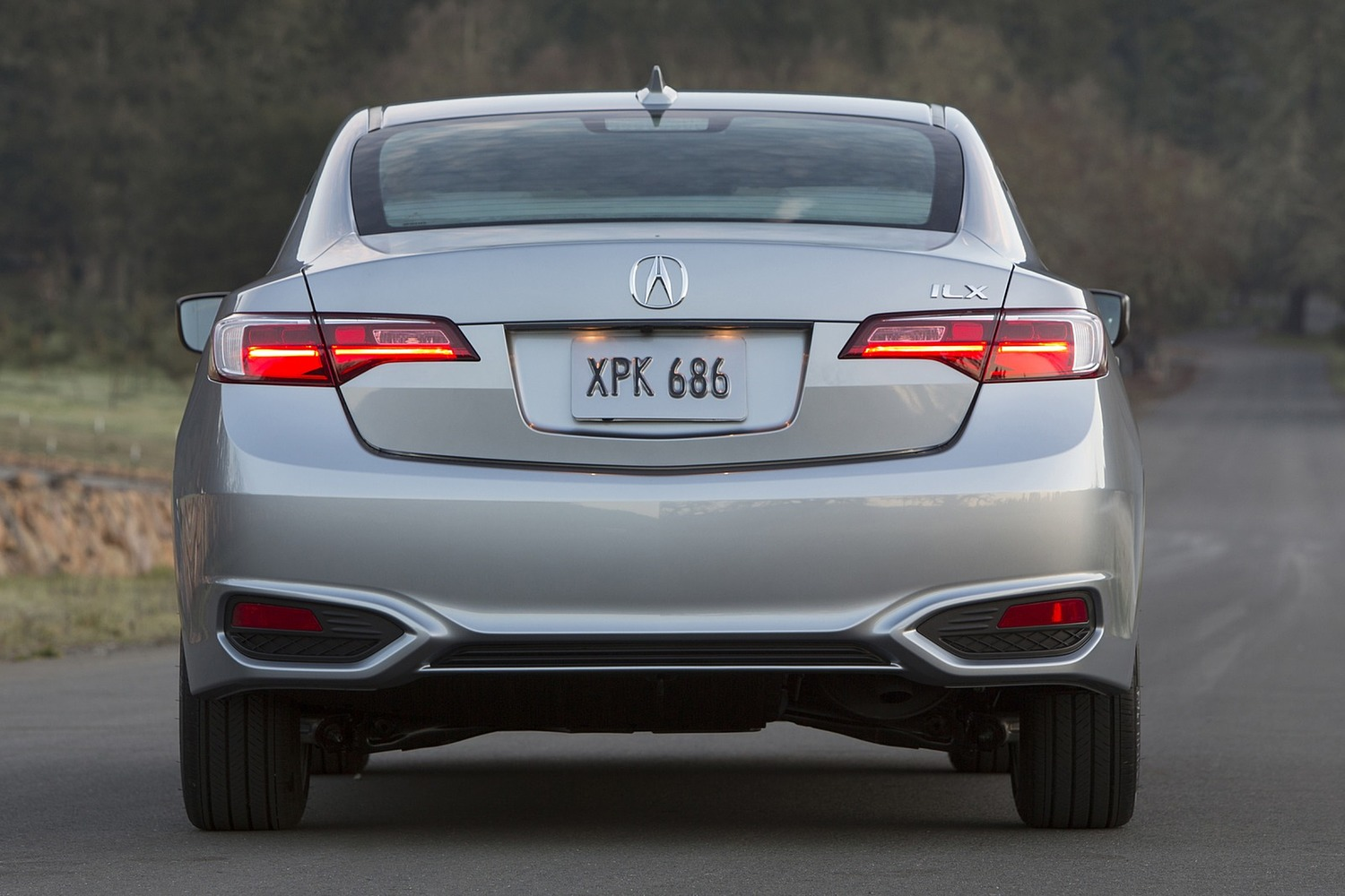 Acura ILX Technology Plus Package Sedan Exterior Shown (2016 model year shown)