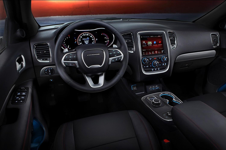 2015 Dodge Durango R/T 4dr SUV Interior