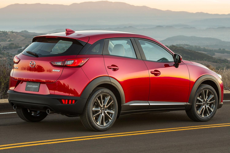 2016 Mazda CX-3 Grand Touring 4dr SUV Exterior Shown