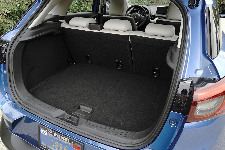 2016 Mazda CX-3 Grand Touring 4dr SUV Cargo Area