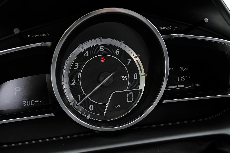 2016 Mazda CX-3 Grand Touring 4dr SUV Gauge Cluster