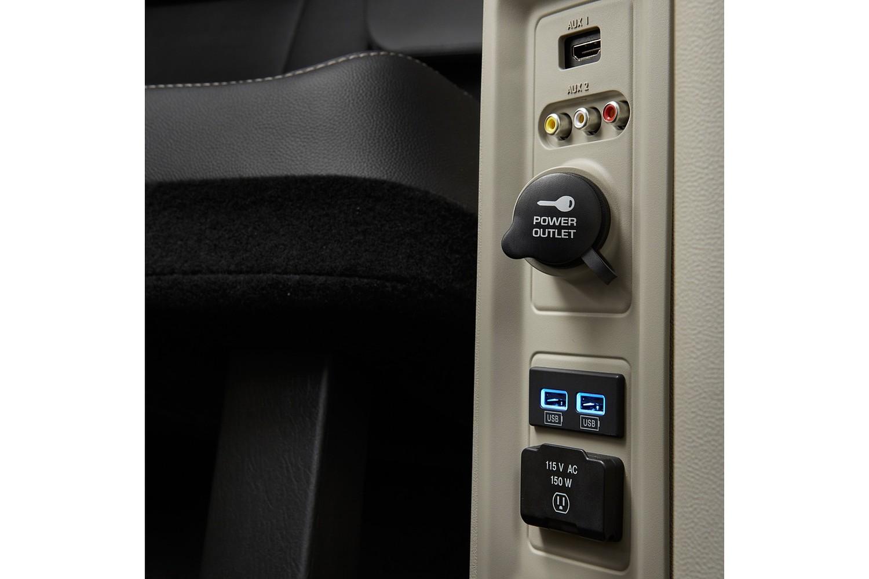 2015 Dodge Grand Caravan SXT Plus Minivan Interior Detail