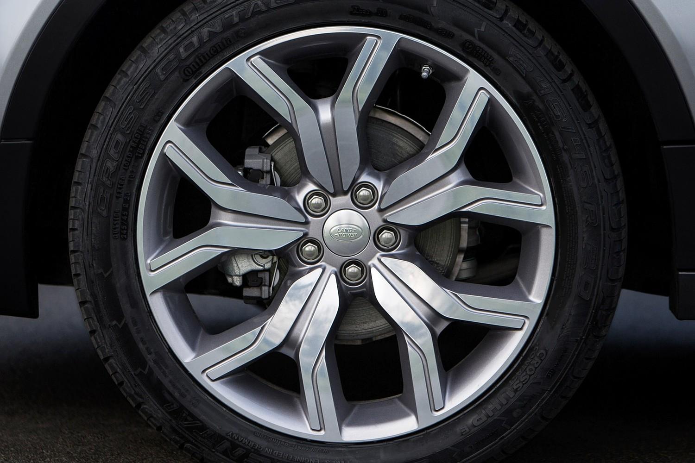 2015 Land Rover Range Rover Evoque Autobiography 4dr SUV Wheel