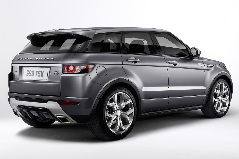 2015 Land Rover Range Rover Evoque Autobiography 4dr SUV Exterior