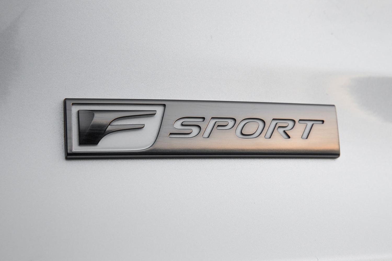 Lexus NX 200t F SPORT 4dr SUV Rear Badge (2015 model year shown)