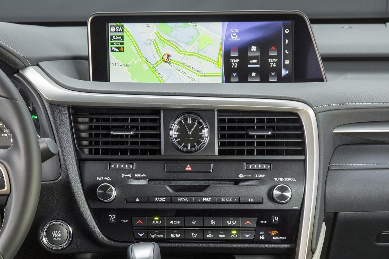 2016 Lexus RX 350 4dr SUV Center Console