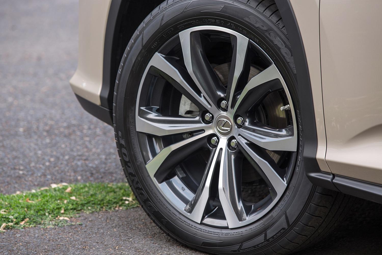 2016 Lexus RX 350 4dr SUV Wheel