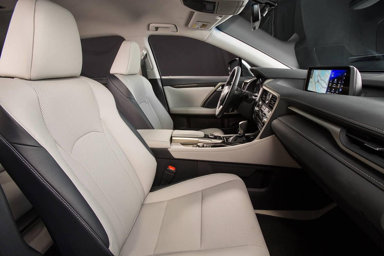 2016 Lexus RX 350 4dr SUV Interior