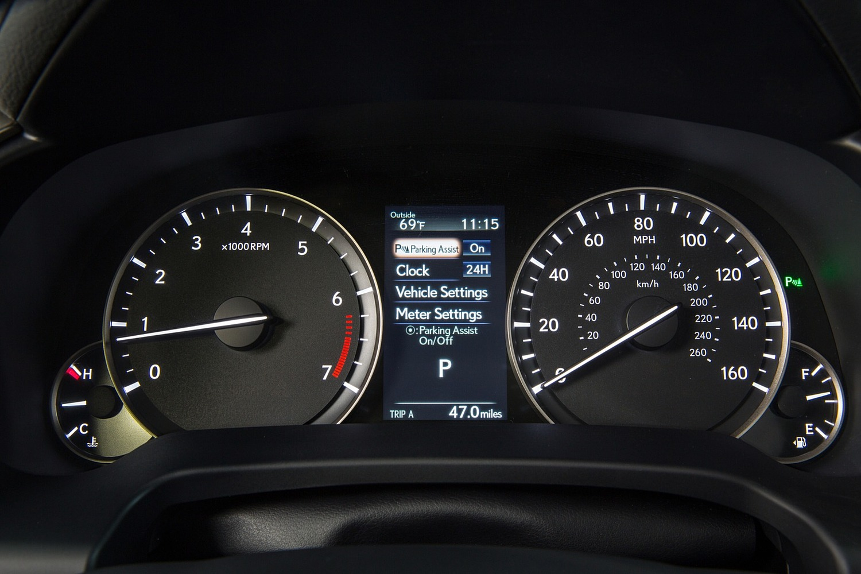 2016 Lexus RX 350 4dr SUV Gauge Cluster