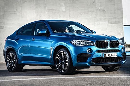2016 BMW X6 M