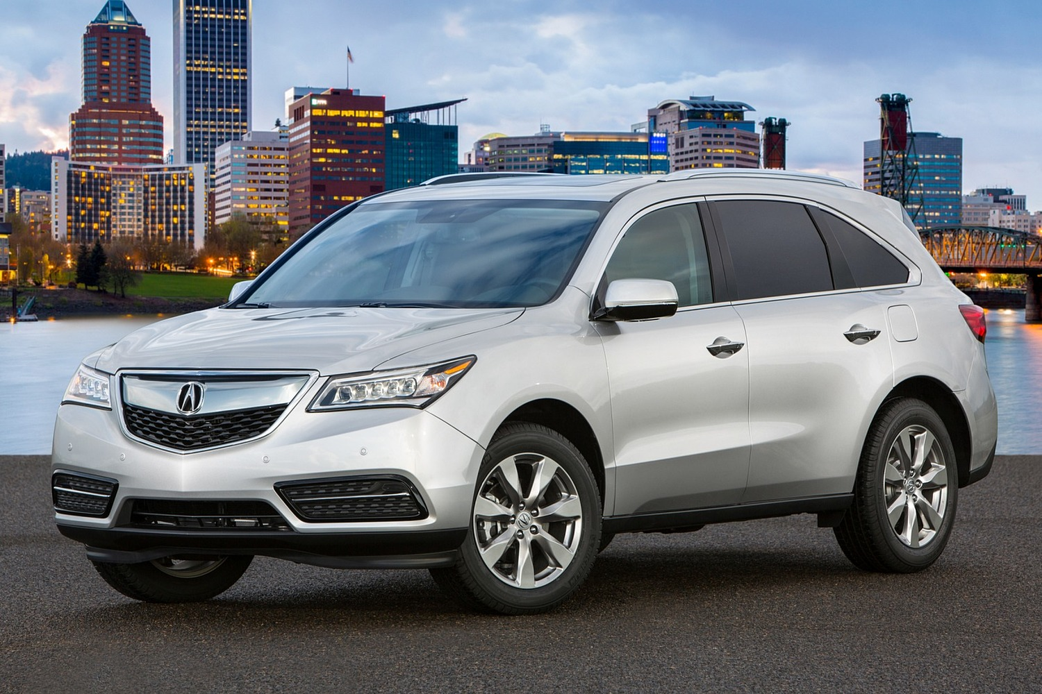 2016 Acura MDX SH-AWD w/Technology, Entertainment and AcuraWatch Plus Packages 4dr SUV Exterior