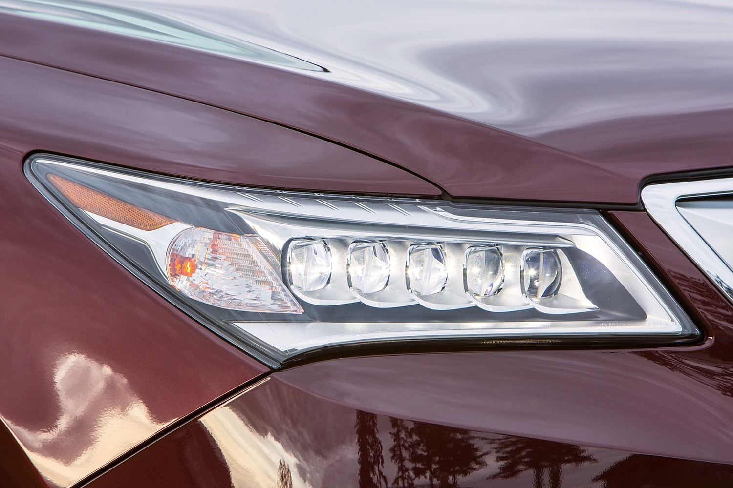 2016 Acura MDX Technology, Entertainment and AcuraWatch Plus Packages 4dr SUV Exterior Detail