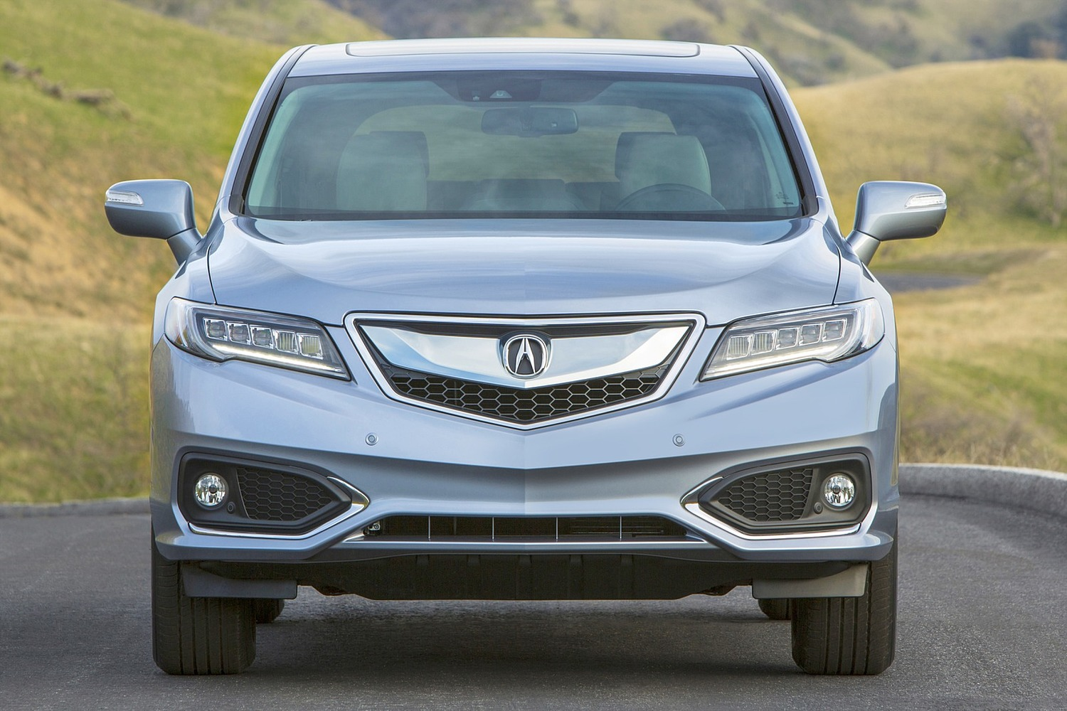 2016 Acura RDX Advance Package 4dr SUV Exterior. Advance Package Shown.
