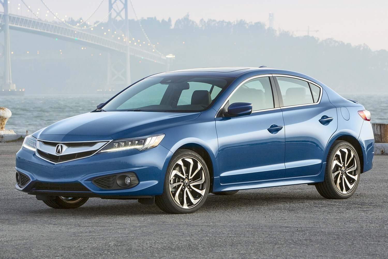 Acura ILX Technology Plus and A-SPEC Packages Sedan Exterior (2016 model year shown)