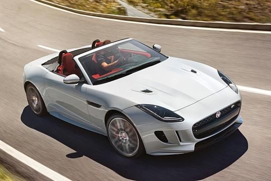 2016 Jaguar F-TYPE Convertible R