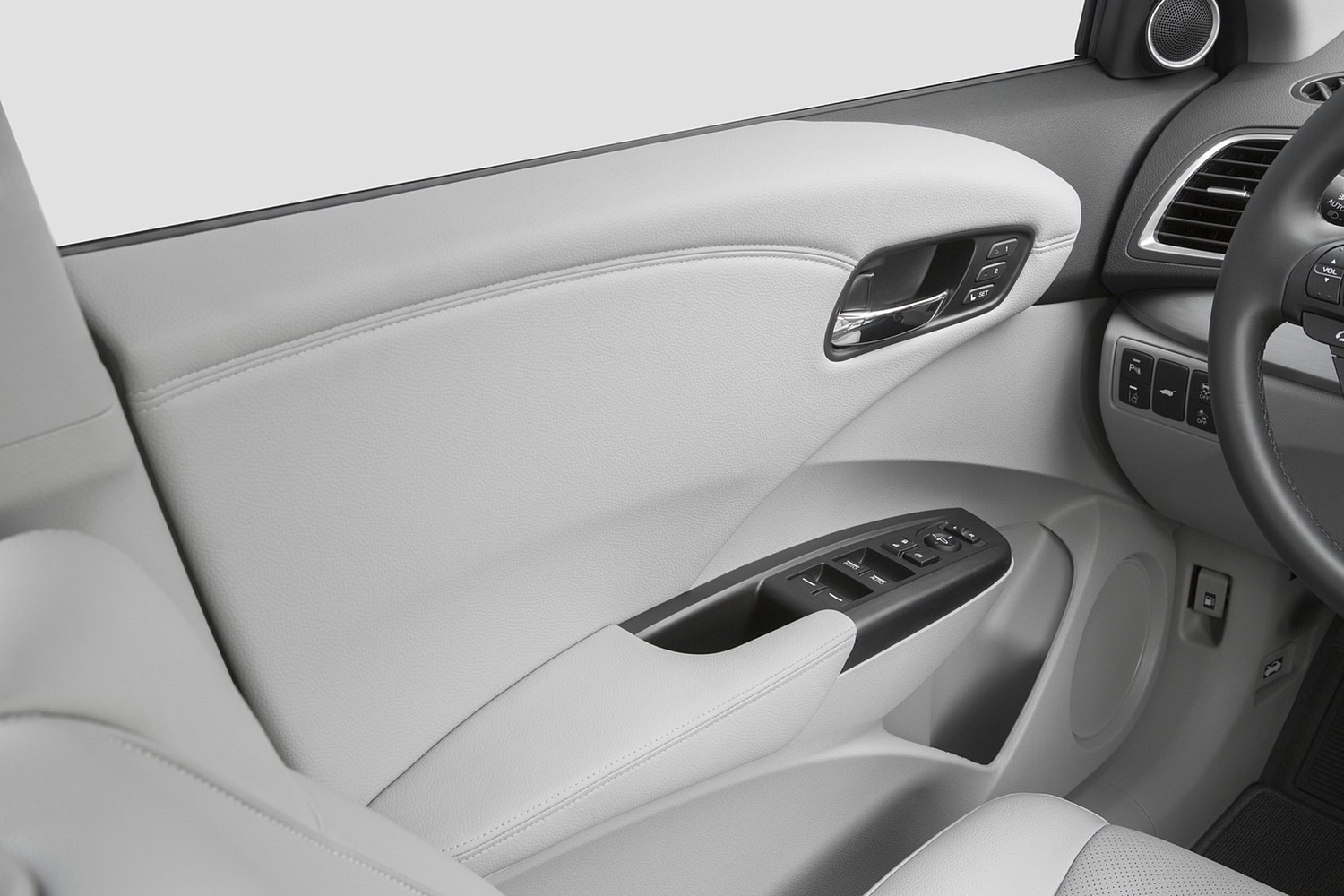 2016 Acura RDX Advance Package 4dr SUV Interior Detail