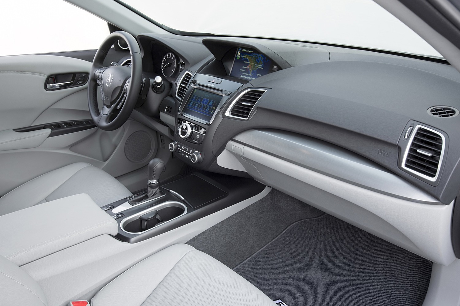 2016 Acura RDX Advance Package 4dr SUV Interior