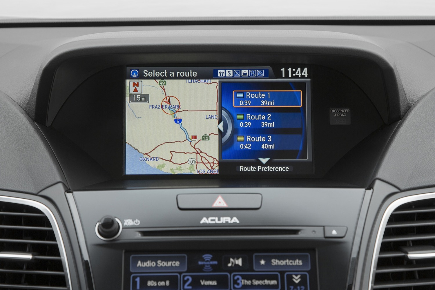 2016 Acura RDX Advance Package 4dr SUV Navigation System