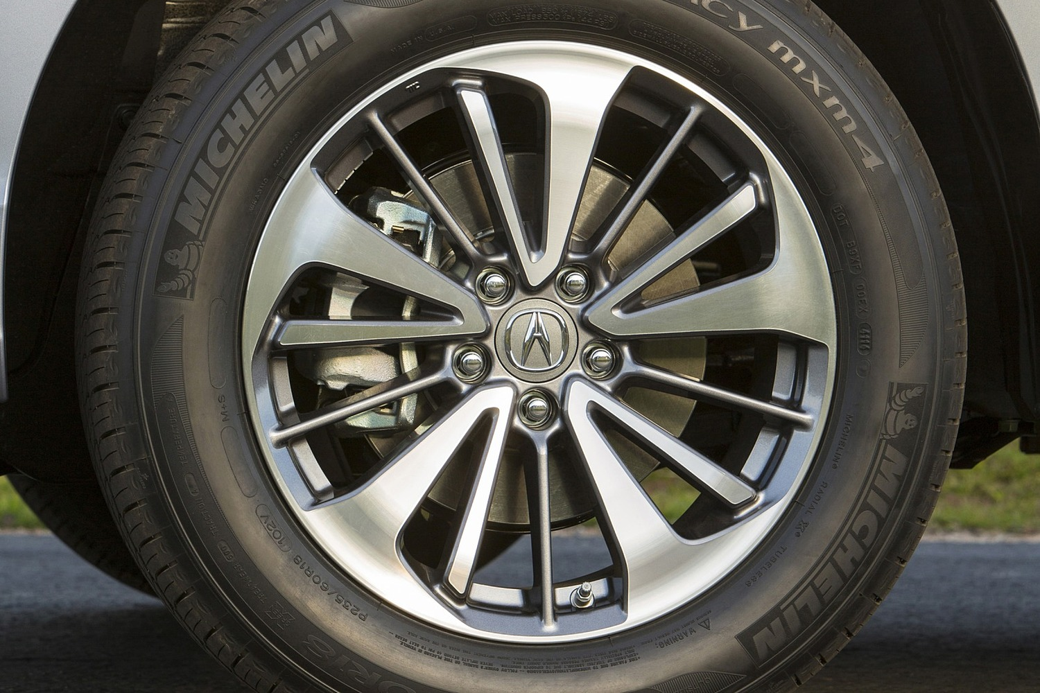 2016 Acura RDX Advance Package 4dr SUV Wheel