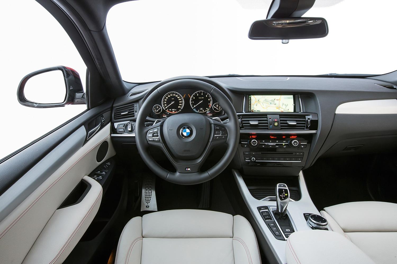 2016 BMW X4 xDrive35i 4dr SUV Dashboard