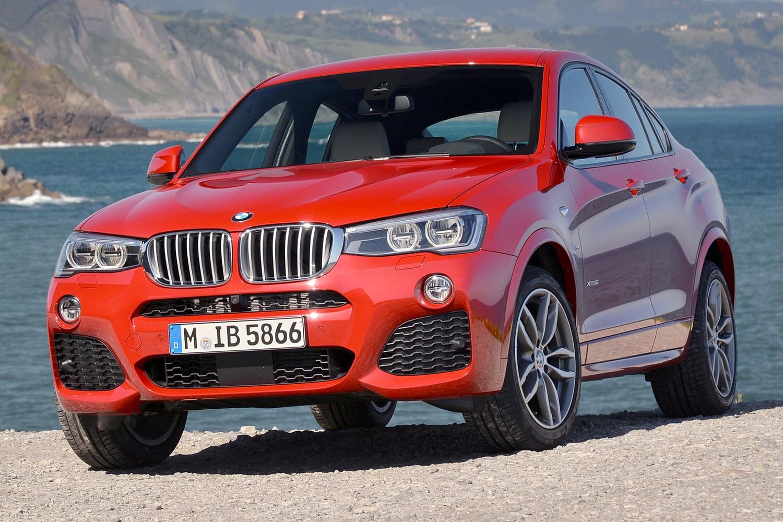 2016 BMW X4 xDrive35i 4dr SUV Exterior