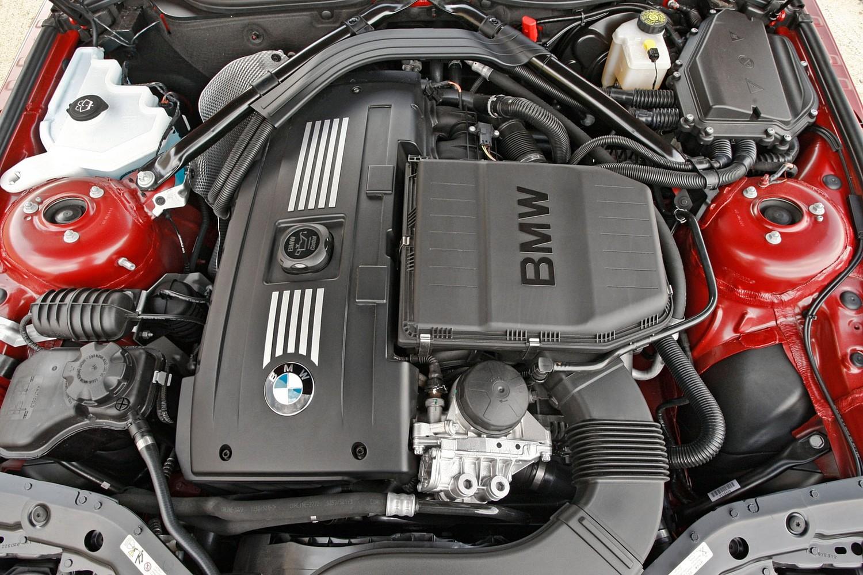 2016 BMW Z4 sDrive35i Convertible 3.0L V6 Turbo Engine