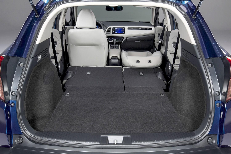 2016 Honda HR-V EX-L w/Navigation 4dr SUV Interior