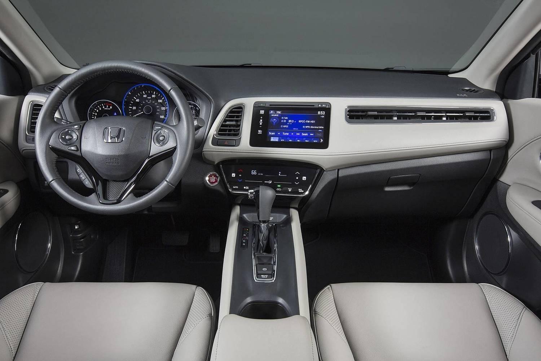 2016 Honda HR-V EX-L w/Navigation 4dr SUV Dashboard