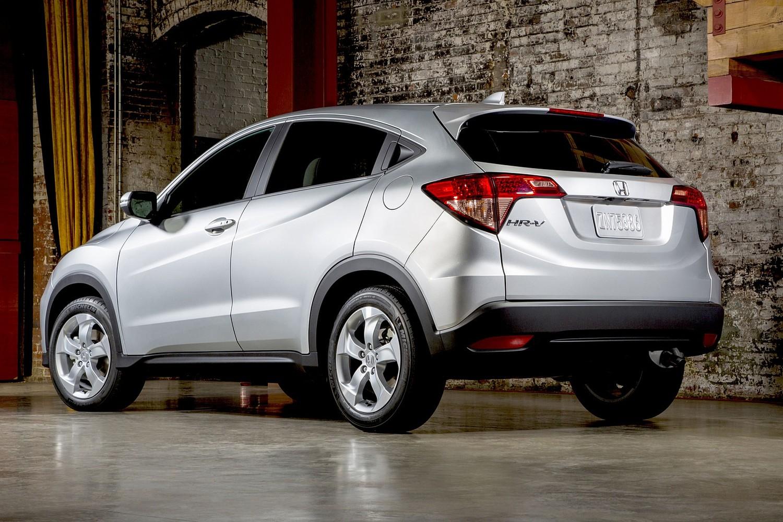 2016 Honda HR-V EX 4dr SUV Exterior