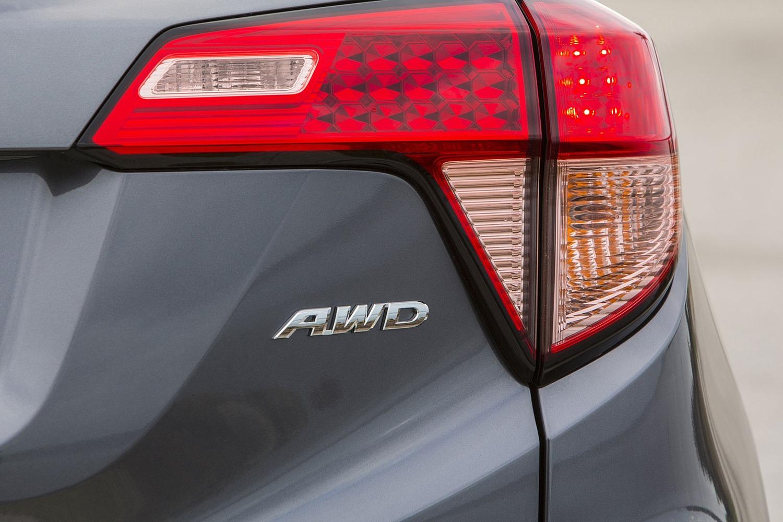 2016 Honda HR-V EX-L w/Navigation 4dr SUV Rear Badge