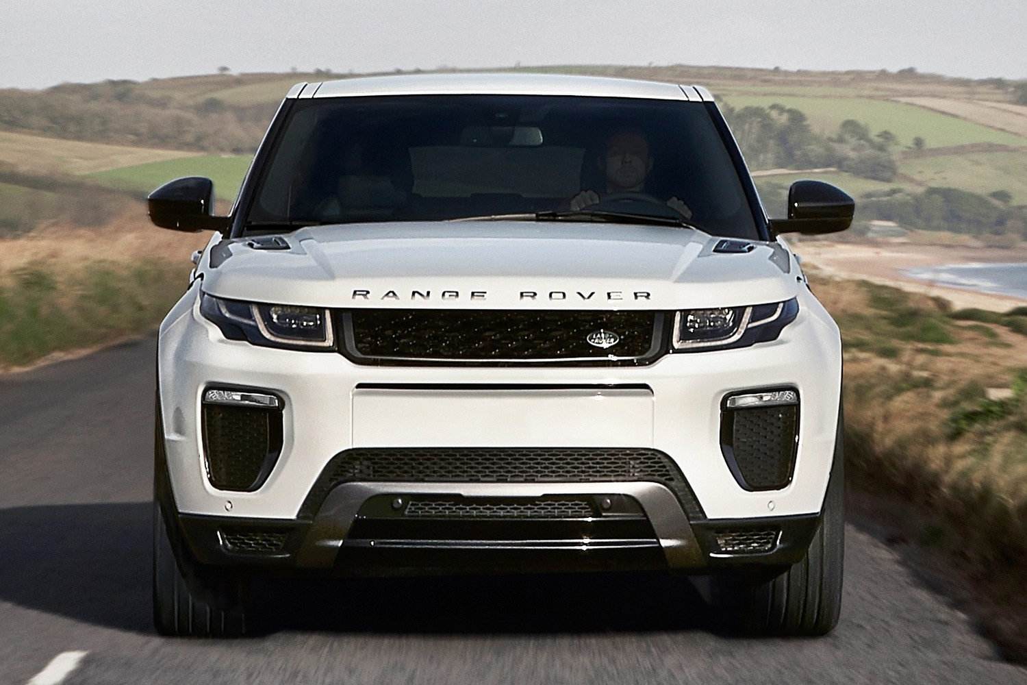 2016 Land Rover Range Rover Evoque HSE w/Dynamic Package 4dr SUV Exterior