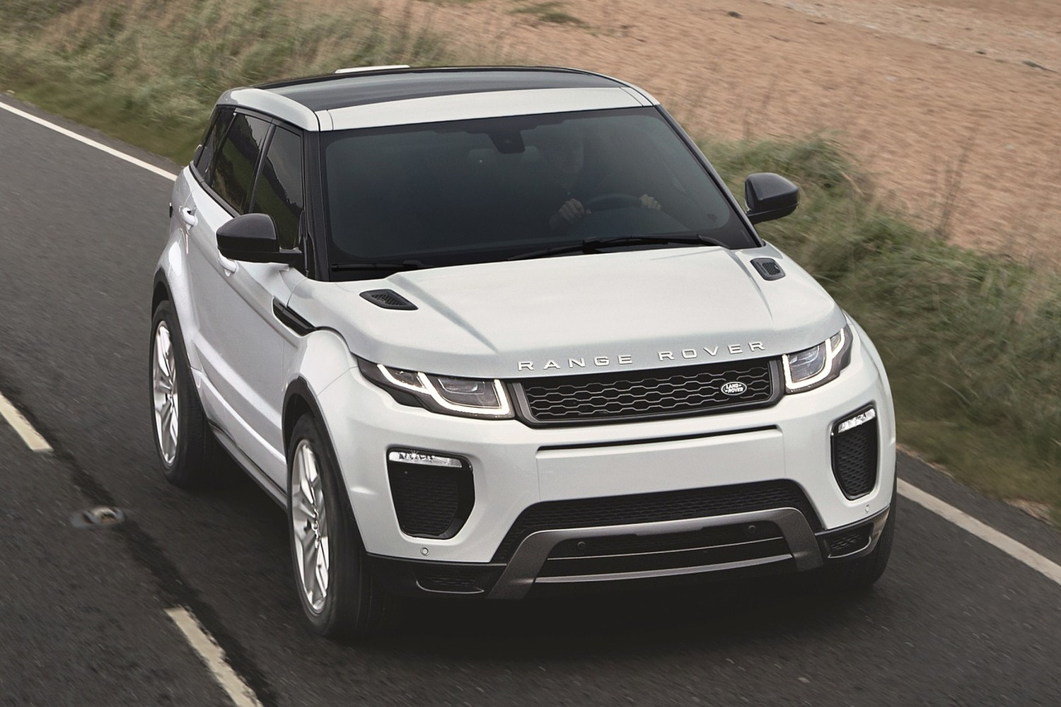 2016 Land Rover Range Rover Evoque HSE w/Dynamic Package 4dr SUV Exterior Shown