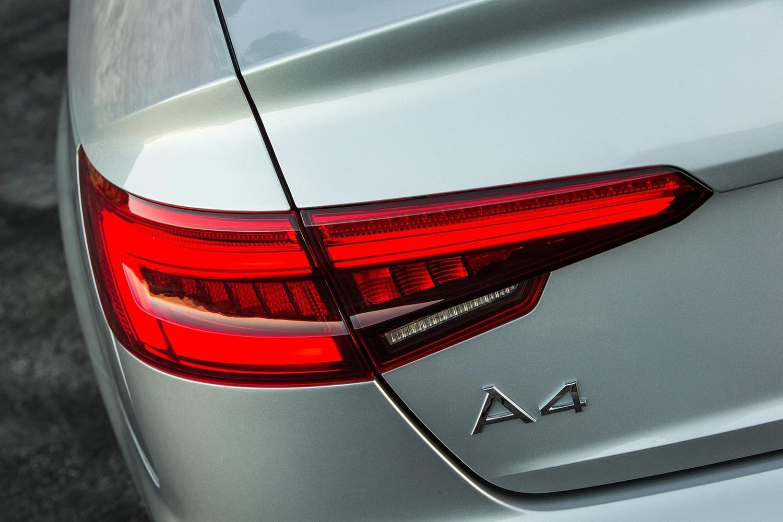 2017 Audi A4 2.0 TFSI Prestige quattro Sedan Rear Badge