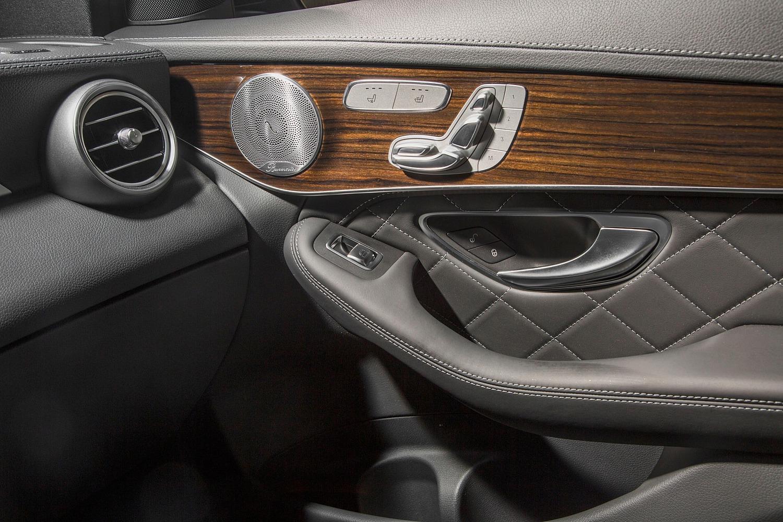 2016 Mercedes-Benz GLC-Class GLC300 4MATIC 4dr SUV Interior Detail