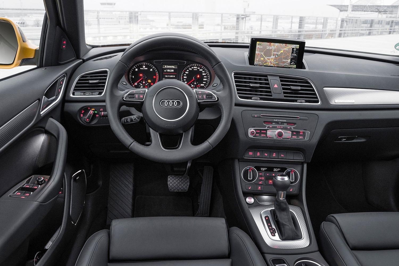 2016 Audi Q3 Prestige quattro 4dr SUV Interior Shown