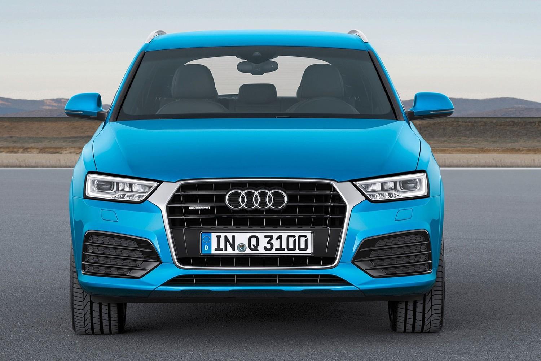 2016 Audi Q3 Prestige quattro 4dr SUV Exterior Shown
