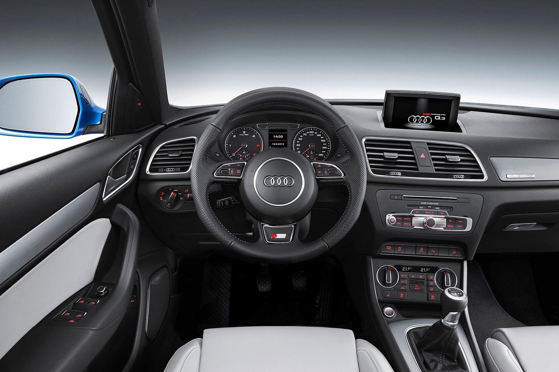 2016 Audi Q3 Prestige quattro 4dr SUV Interior