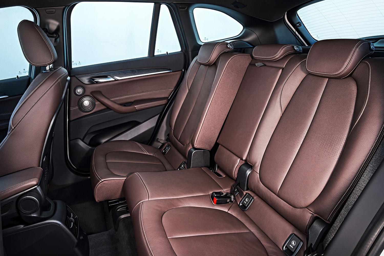 2016 BMW X1 xDrive28i 4dr SUV Rear Interior