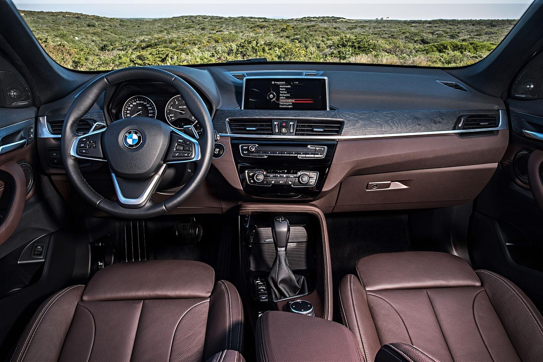 2016 BMW X1 xDrive28i 4dr SUV Dashboard