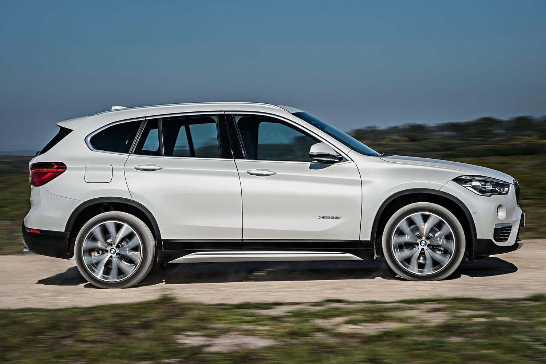 2016 BMW X1 xDrive28i 4dr SUV Exterior