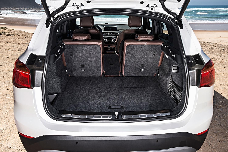 2016 BMW X1 xDrive28i 4dr SUV Interior