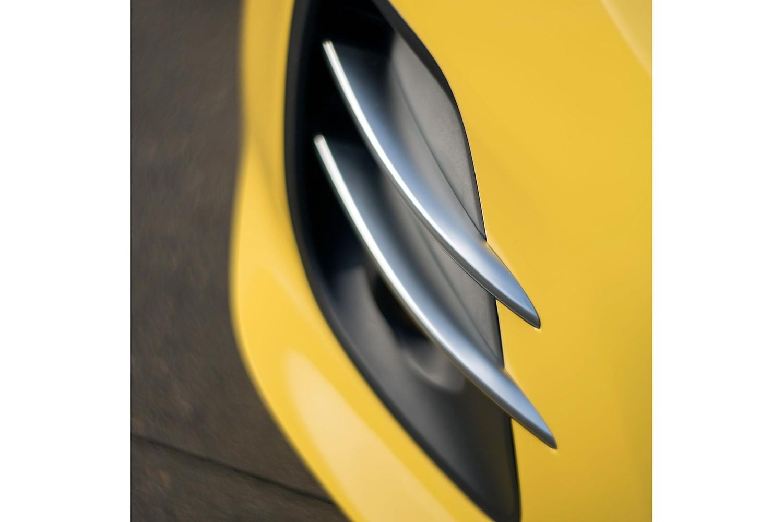 Kia Rio SX 4dr Hatchback Exterior Detail (2016 model year shown)