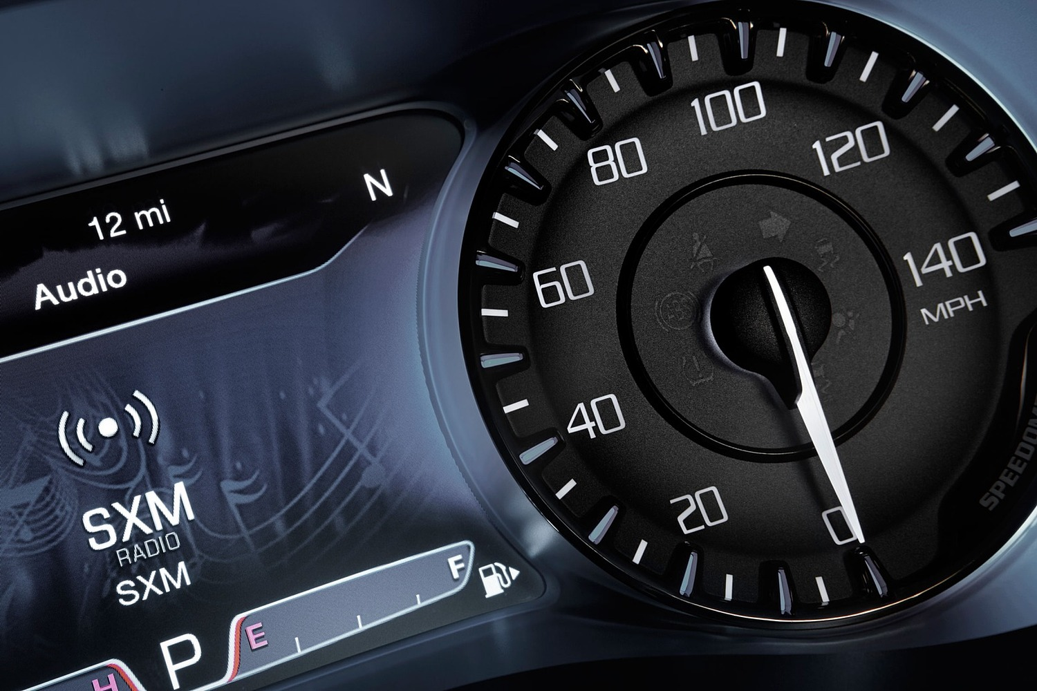 2016 Chrysler 200 S Sedan Gauge Cluster