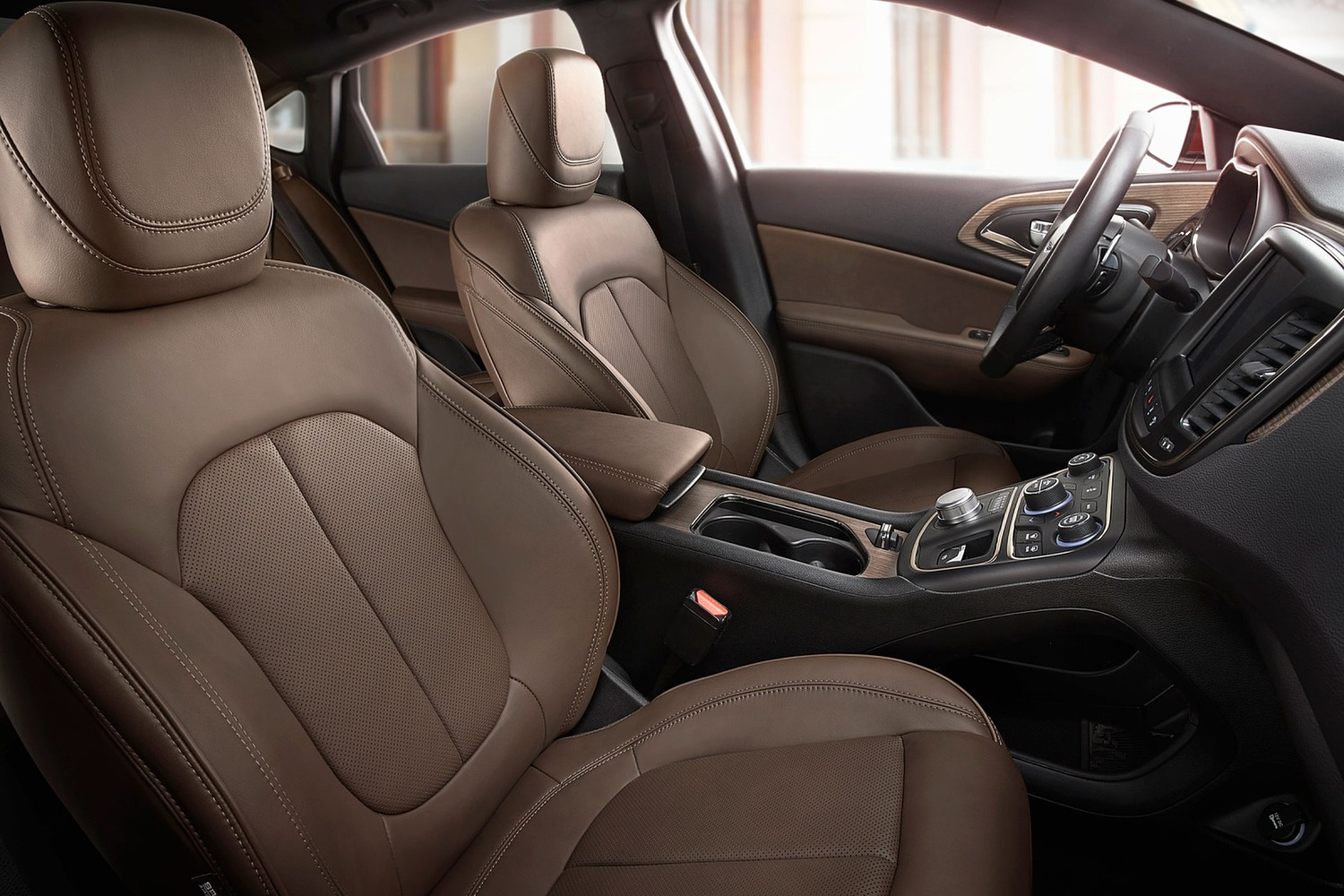 2016 Chrysler 200 C Sedan Interior