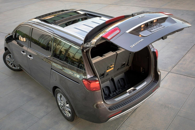 2016 Kia Sedona SX Limited Passenger Minivan Exterior