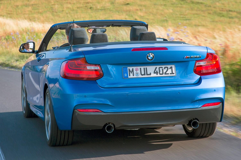 2016 BMW 2 Series M235i Convertible Exterior
