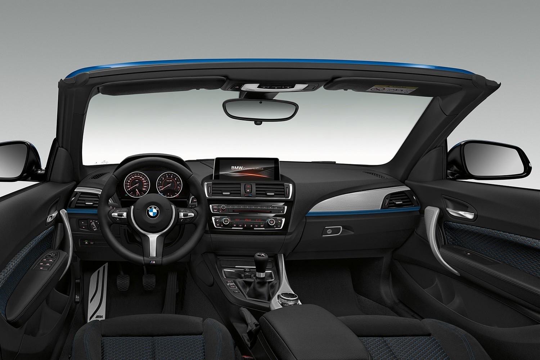 2016 BMW 2 Series M235i Convertible Interior