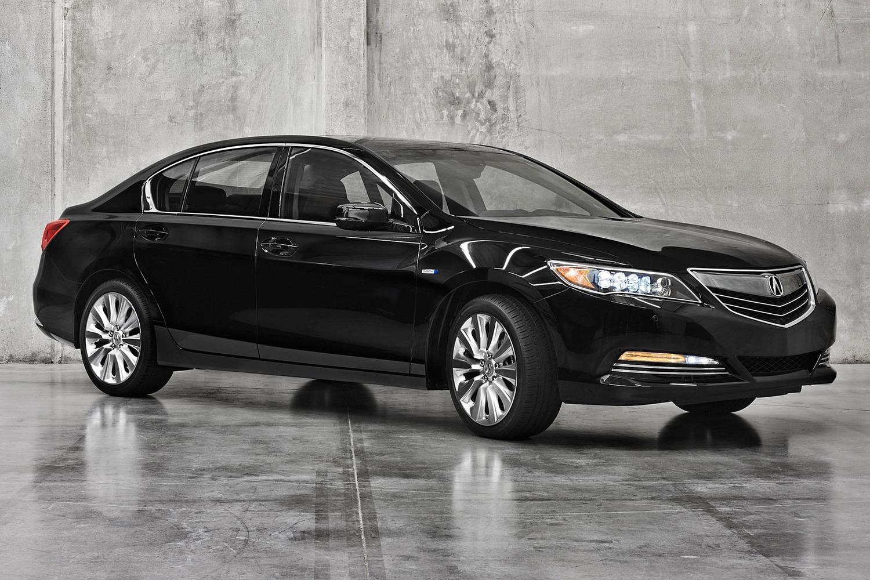 2016 Acura RLX Sedan Hybrid