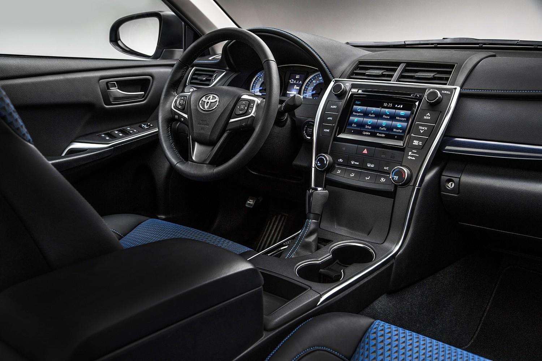 2016 Toyota Camry Special Edition Sedan Interior